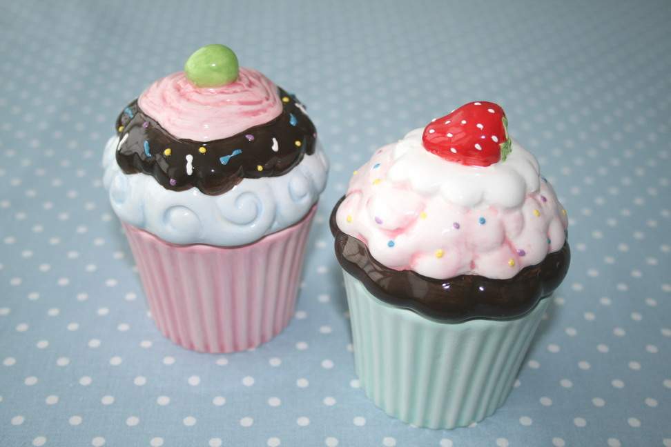 Could they be cupcakes?