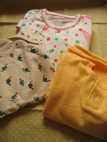 baby clothes given by kim