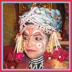 Ras  Lilas in Vrindavana -  - Janmashtami 2012 is Friday 10th August. (Ginas Pics) Tags: birthday boy portrait people india love colors girl festival architecture temple milk kid amazing essay hare god gorgeous delhi indian prayer religion picture culture holy hues devotion sacred offering meditation devotee krishna krsna hindu deity swami rama pilgrim mandir sadhu deva radha tempel fasting lilas pujas mathura vrindavan krisna gopi iskcon vrindavana bhakti tilak yamuna prasadam hindugod goswami janmashtami swamiji bhajans braj krishnasbirthday radharaman svarup gopuran bhagvan gaudiyavaishnava svayambhagavan  krsnalila padmanab  leelaavatarparshurama llnukaraainbraj