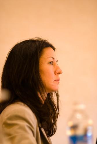 Kelli Beougher at Affiliate Summit East 2008