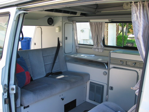 Honda Odyssey Camper >> Toyota Sienna Westy conversion :: SuperTopo Rock Climbing Discussion Topic