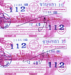 Bus 81 Ticket