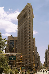 Flatiron Building by MCSimon, on Flickr