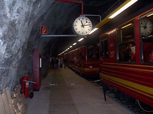 Eismeer railway station