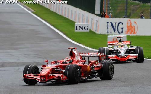 [運動] 2008年F1比利時站:這就是F1的本質 (4)