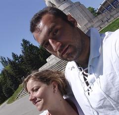 Betsy and Babak