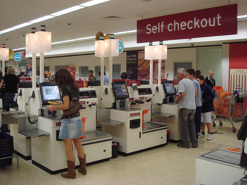 Self Checkout by pin add, on Flickr