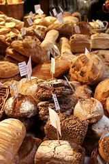 Bread at the Borough Market (smashz) Tags: uk england london bread europe market borough