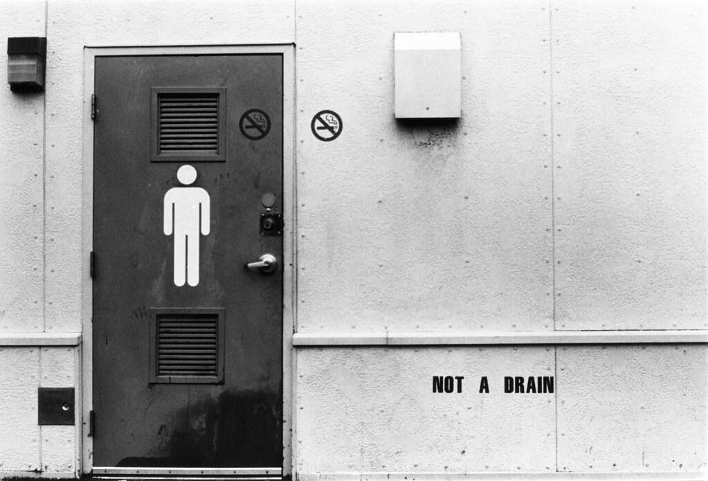 Not a drain