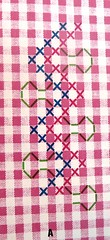McCalls Gingham Cross Stitch Booklet