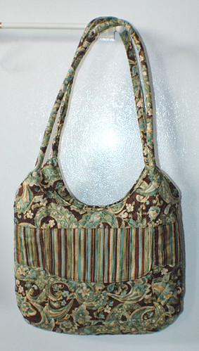 Quilted Cotton Handbags