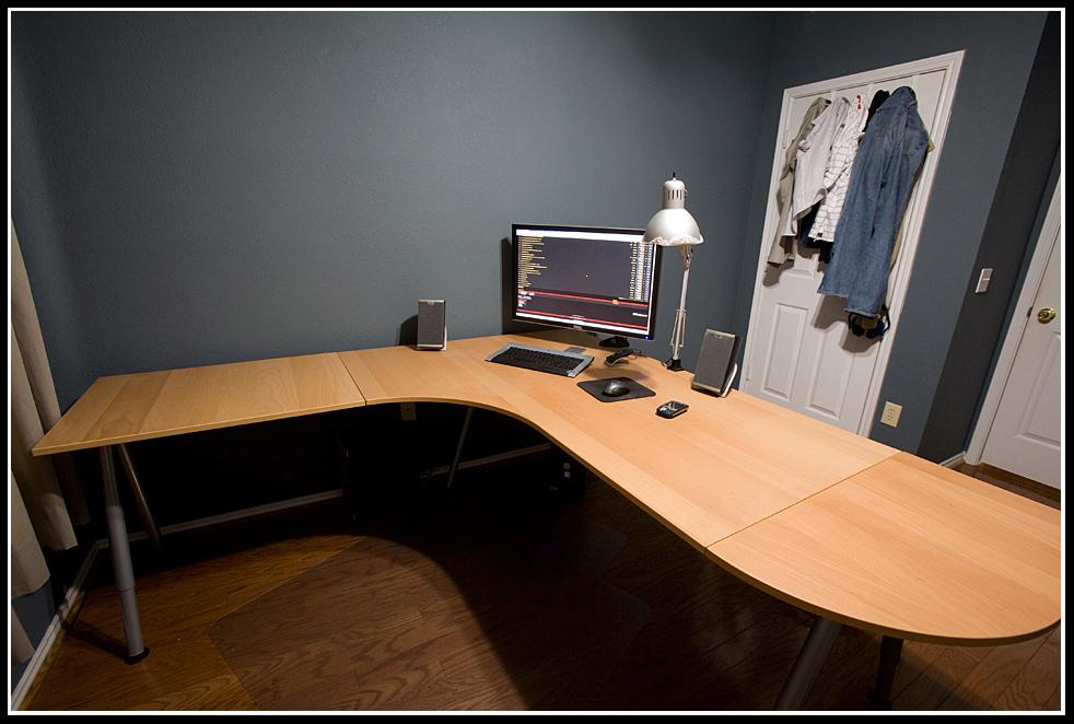 Fs ikea galant desk dallas tx 75052 h ard forum for Ikea in dallas