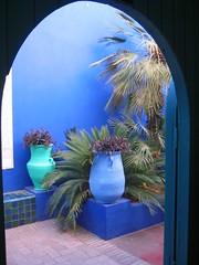 MRK212 - Majorelle (Trysk ) Tags: sahara desert oasis morocco maroc atlas marrakech majorelle souk menara koutoubia palmeraie oued jaamalelfna