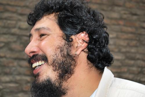 Canek Sanchez Guevara (nieto del Che) por Valeria Gentile.