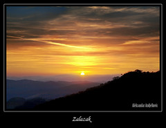Zalazak (Aleksandar Andjelkovic) Tags: sunset cloud nature clouds landscape cloudy serbia priroda srbija oblak nebo serbian cacak zalazak oblaci planina supershot pejzaz kablar platinumphoto platinumheartaward ovcarikablar predeli predeo