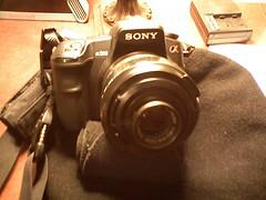 Super Macro DIY Lens (RMStringer) Tags: camphone gear doityourself 13megapixel mobilephotography lgvx8600 vinyetting 102mpsonyalphadslra200 schneiderkreuznachcompononf440mm rmstringerphotography rmstringermobilephotography