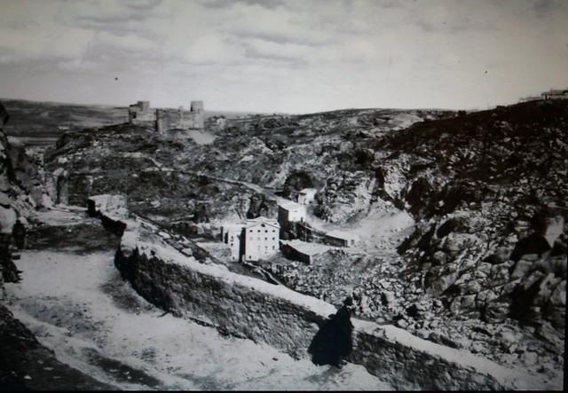Cuesta de Doce Cantos, Toledo a finales del siglo XIX
