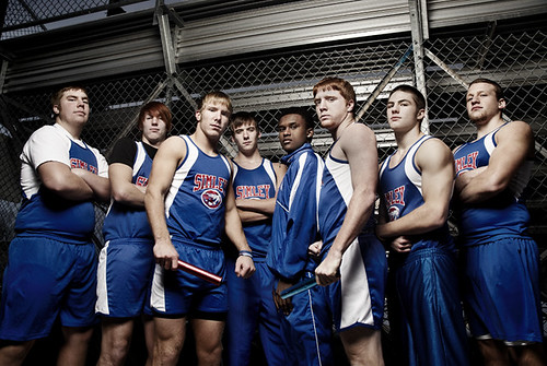 Simley Track Team