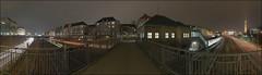 witzleben eiland (extranoise) Tags: city panorama berlin night traffic nacht autobahn stadt sbahn messe icc funkturm verkehr hdr witzleben