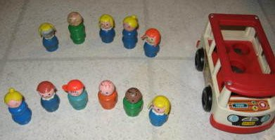 Little People MiniBus by LauraMoncur from Flickr