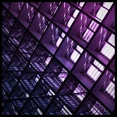 square variation in blue & violet (rita vita finzi) Tags: blue lines composition square lights shadows violet diagonal abstraction visualart justimagine goldstaraward verysquare