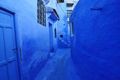 世上真有樣的藍嗎? Chefchaouen, Morocco
