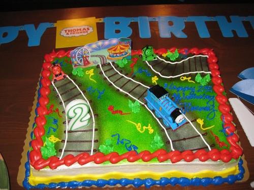 Jimmy's Cake