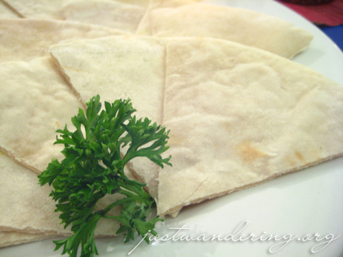 Fresh Pita Bread