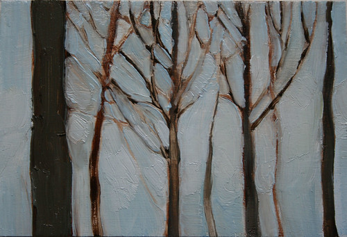 winter trees 3
