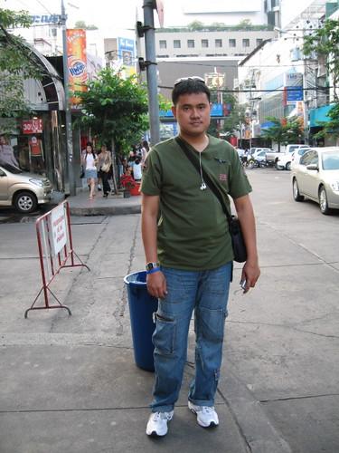 Me in Siam Square