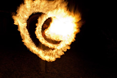 concentric hearts of fire