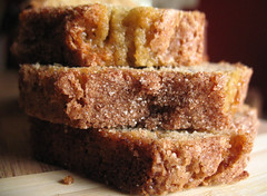 Great Aunt Rosie's banana bread