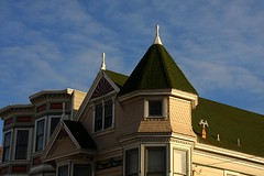 Typical SF Victorian -- Mission Delores & Park area