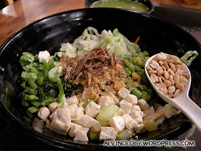 Thunder Tea Rice @ VivoCity
