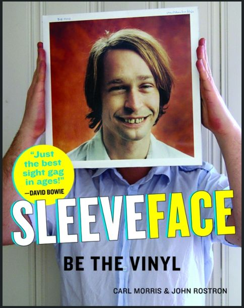 sleeveface picture record sleeve face