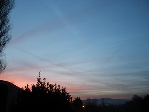 Nice evening sky
