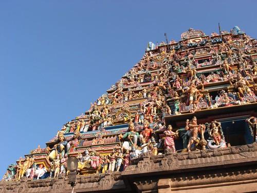 カーパーレーシュワラ寺院/ Chennai