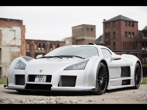 2008 Gumpert Apollo Sport new pictures