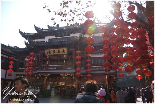 [09冬遊江南][21]Day5 – 城隍廟是一定要逛的 (完)