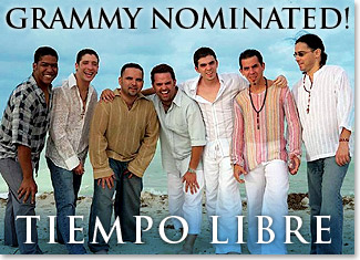 Tiempo Libre Timba Band