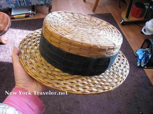 Old Straw Hat 2