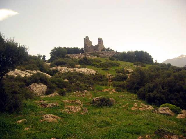Πελοπόννησος - Αρκαδία - Δήμος Λεβιδίου Ο πύργος που έδωσε στο χωριό Παλαιόπυργος το όνομά του