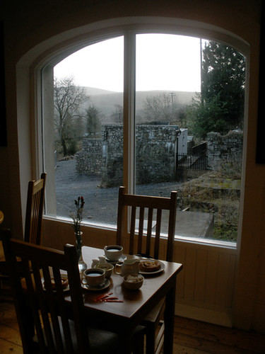 Armoury Café in Glencree..