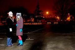 365 Reject (evilibby) Tags: night dark libby carpark avalon blackshots emptycarpark shortlyafterthesephotographsweretakenapolicecardroveupandtwopolicemanaskedifwewerealrightweshuffledoffhomethen