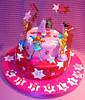 Winx Cake - Carolina (Aninhas_lisboa) Tags: birthday girls party cake kids winx