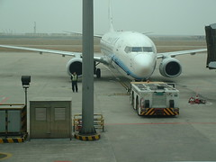 2009.1.23  (The Fool's Age of Wandering) Tags: airport shenzhen
