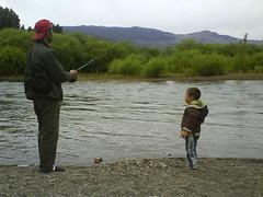 La espera... (keke26) Tags: viaje patagonia verde familia paz acantilados