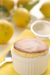 The truth is, that I can't stand Lemon-Curd Souffl for a while (Thorsten (TK)) Tags: food yellow catchycolors dessert lemon sweet souffle curd powderedsugar foodphotography souffl foodpresentation foodstyling thorstenkraska foodsytling