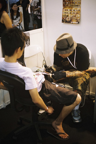Singapore Tattoo Show '09 (Set)