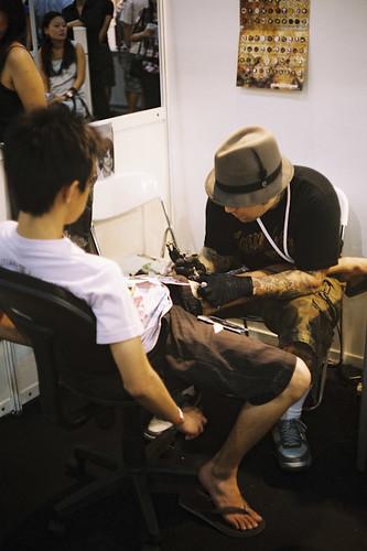 Singapore Tattoo Show '09 (Set)